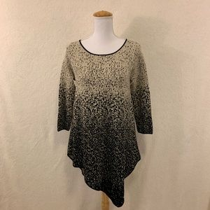 Chelsea & Theodore Tunic Size Small NWT